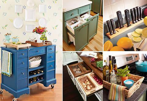 Как оборудовать функциональную кухню: 12 простых советов