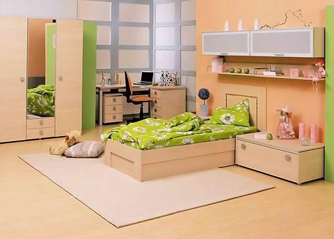 3 интерьера детской комнаты, которая будет расти вместе с вашим ребенком