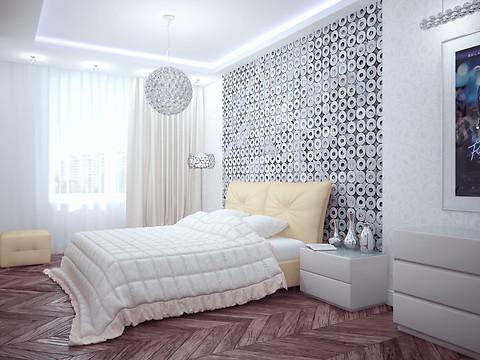 Идеи для маленьких квартир: как подобрать обои
