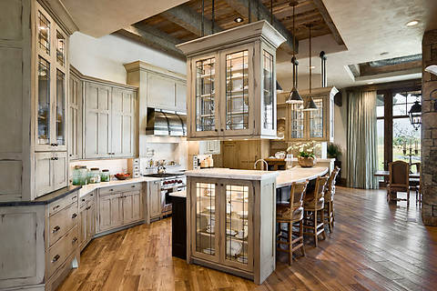 Интерьер кухни: 8 дизайнерских деталей для обеденной зоны
