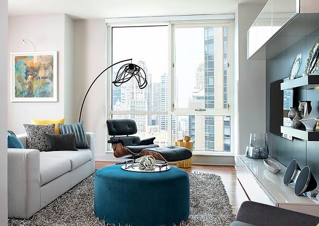 8 интерьерных решений для квартиры