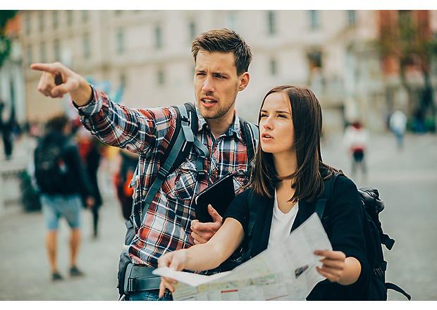 Изучаем город