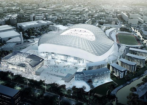 стадион Марсель