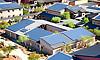 Илон Маск начнет строить крыши для домов из солнечных панелей