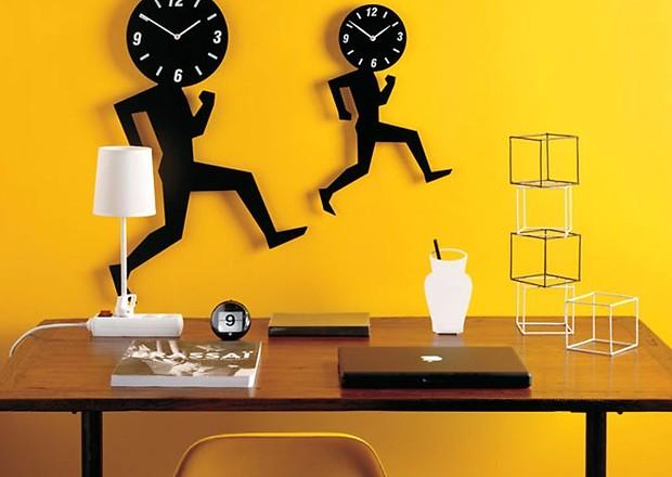 Важные аксессуары: часы в интерьере