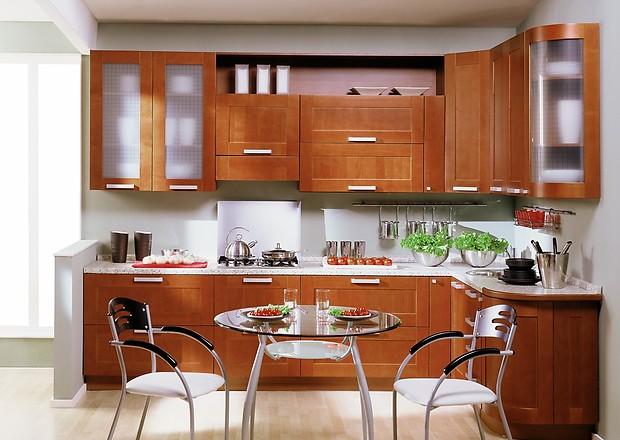 Перевірені дизайни кухни на DOM.RIA