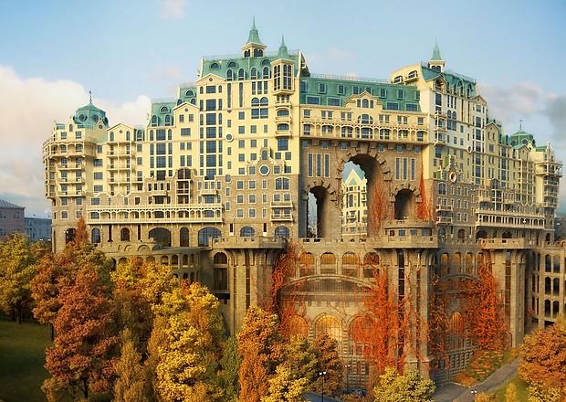 Квартири в Києві до 36 тис. доларів