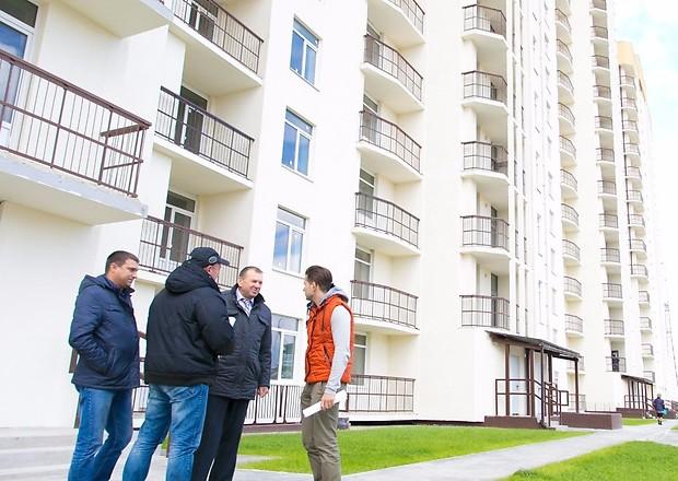 Переселенці в Україні зможуть отримати житло, побудоване на кошти німецького держбанку