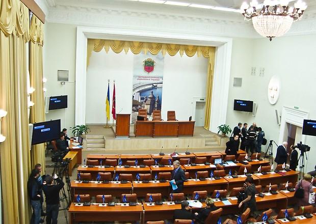 Засідання міської ради в Запоріжжі: конкуренція в ЖКГ і питання Генплану