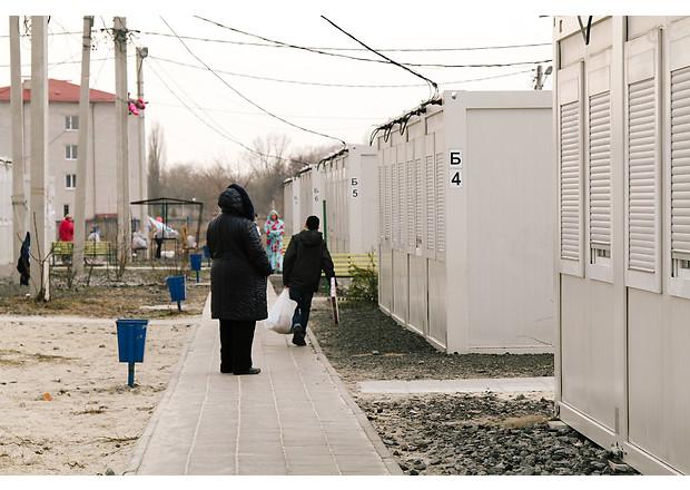 Для переселенцев могут уменьшить тарифы на ЖКХ