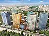 В Киеве сформирован большой запас земельных участков под строительство жилья
