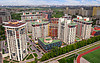 Киев становится городом жилых небоскребов