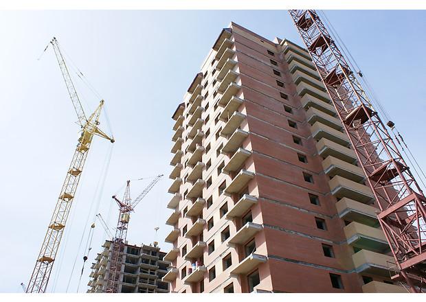 Україні зростають темпи здачі житла в експлуатацію