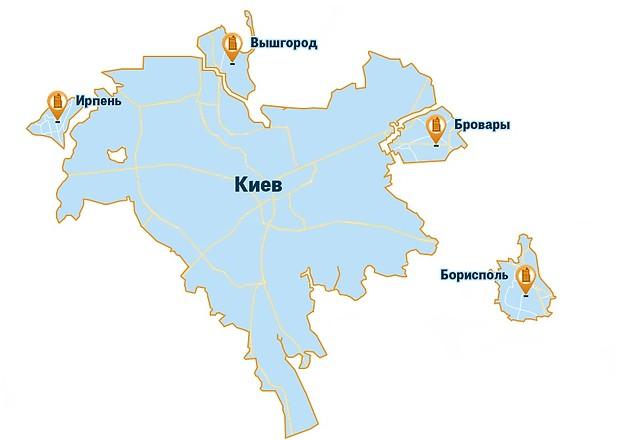 Де краще купити квартиру під Києвом?