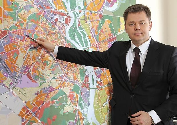 Як будуть забудовувати Київ в найближчі 20 років