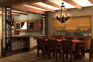 Дизайн квартири в готичному стилі
