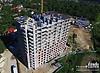 Строительство ЖК Счастливый во Львове