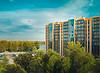 Жилой комплекс  River Park расположен на берегу Днепра