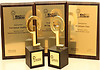Укрбуд получил «золотые ключи» и дипломы победителя в трех номинациях