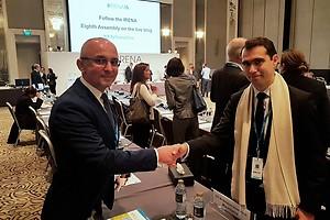 Украина презентует преимущества рынка «чистой» энергетики на Ассамблее IRENA