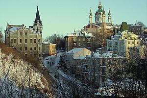 Киев говорит «НЕТ» застройке на Андреевском спуске