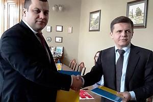 В Житомире подписали Меморандум о сотрудничестве с Держмолодьжитлом