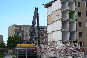 В Киевской области снесут незаконные многоэтажки