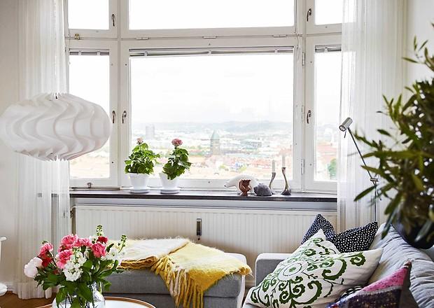 Как создать в квартире весенний дизайн