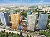 Скидки на 2-комнатные квартиры до 200 000 гривен в ЖК «Малахит»