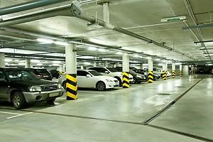 В Киеве увеличится количество многоуровневых паркингов