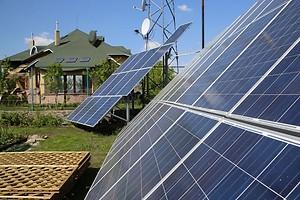 Винничанам компенсируют стоимость установленных солнечных панелей