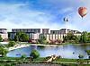Праздник ко дню защиты детей в ЖК «Озерный гай Гатное»