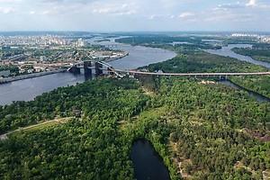 Киев выделит средства на обустройство Труханова острова