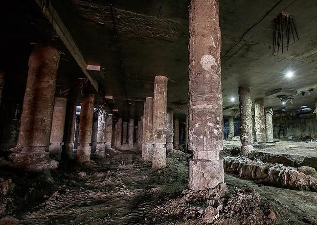 Киевсовет сохранит артефакты, найденные на Почтовой площади