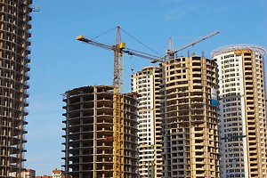 За 5 месяцев 2018 строители выполнили работ на 36 млрд грн