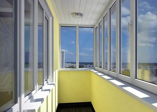 Принято ГСН о остеклении балконов при проектировании новостроек