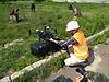 В Киеве дроны будут проверять линии электропередач (видео)