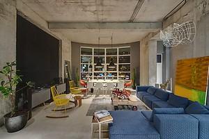 Современный французский, классика и эклектика в дизайнах недели на DOM.RIA