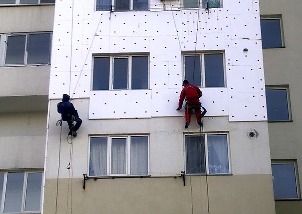 В Харькове можно утеплить жилье за счет бюджета