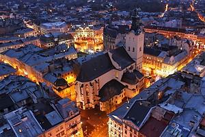 Украинский город впервые вошел в туристический ТОП-100 Европы