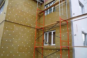 В Украине разработали новые правила фасадной теплоизоляции зданий
