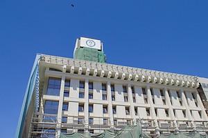 Из Дома профсоюзов в Киеве сделали бизнес-центр