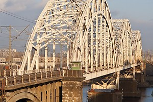 На Дарницкий мост необходимо еще около 30 млн евро