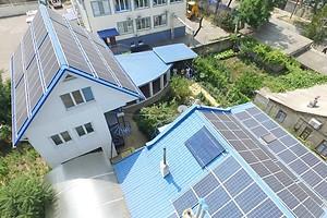 За этот год на Херсонщине появилось 300 частных солнечных электростанций