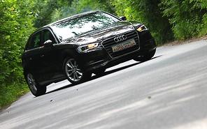 Тест-драйв Audi A3 Sportback 2013: стимулятор