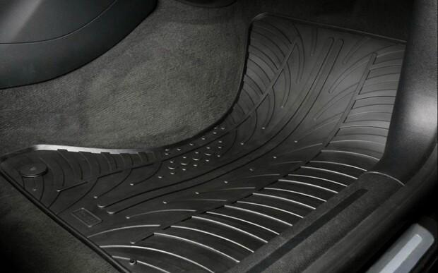 Как выбрать коврики для автомобиля?