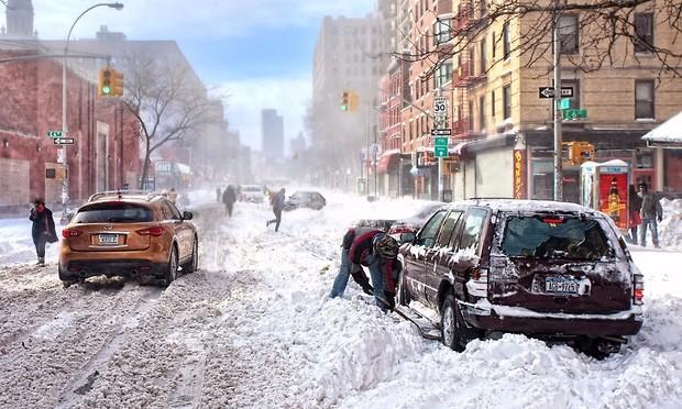 Уход за автомобилем в зимнее время. 8 простых советов