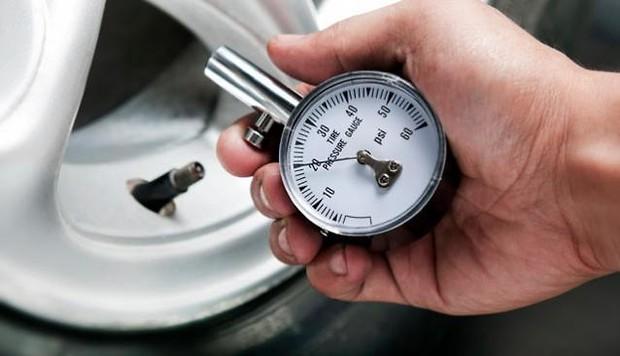 Какое давление должно быть в автомобильных шинах?