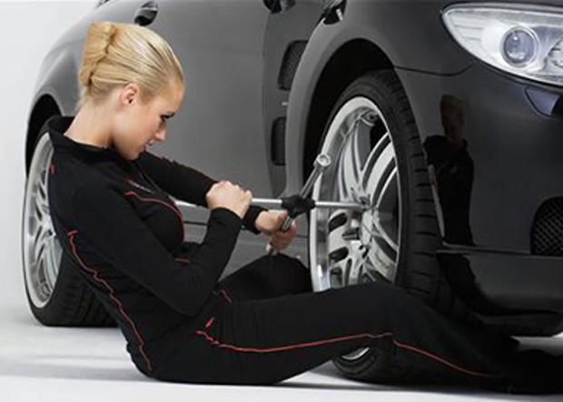 Как правильно монтировать шины?