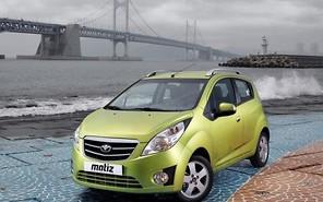 В Ташкенте презентуют новый Daewoo Matiz